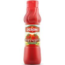 Дерони кетчуп класик 500 гр